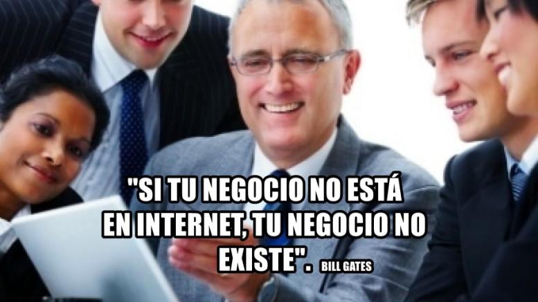 hacer negocios en internet